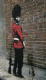 Banksy Guardsman on Wall fridge magnet
